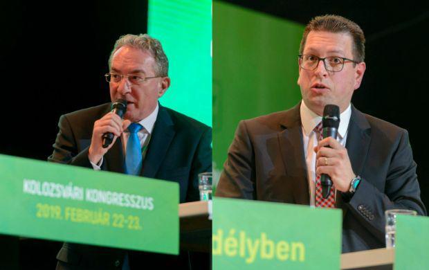 <em>Hír szerkesztése</em> Winkler és Vincze az RMDSZ-es EP-jelöltlista élén