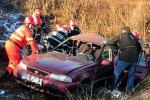 <em>Hír szerkesztése</em> Útszéli villanypóznának ütközött a Maros-völgyében