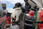 <em>Hír szerkesztése</em> Nyerges vontató és billenőkocsi ütközött a Maros-völgyében