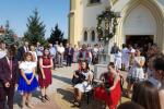 <em>Hír szerkesztése</em> Kettős ünnep Simonyifalván