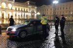 <em>Hír szerkesztése</em> Már a kijárási tilalom első óráiban büntettek
