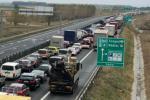 <em>Hír szerkesztése</em> Nehézkes a kamionforgalom a román–magyar határon