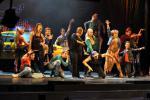 <em>Hír szerkesztése</em> Godspell a Pesti Broadway előadásában