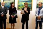 Embedded thumbnail for Siska-Szabó Hajnalka kiállítása a Kölcsey Galériában
