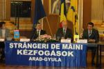 Embedded thumbnail for Kézfogások - Arad és Gyula együttes tanácsülése