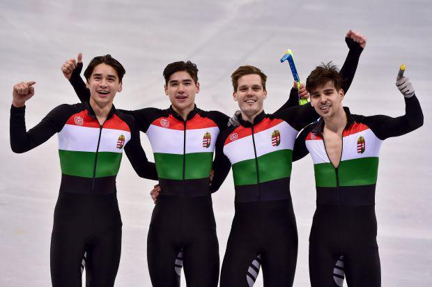 <em>Hír szerkesztése</em> Az első magyar téli olimpiai aranyérem!