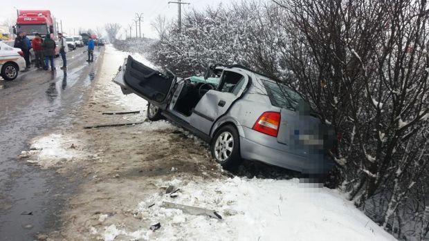 <em>Hír szerkesztése</em> Halálos baleset Arad és Sofronya között