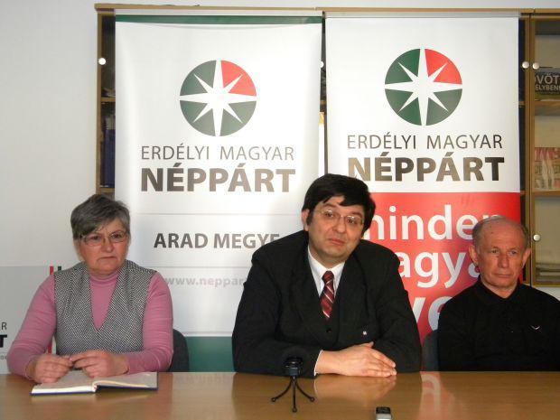 <em>Hír szerkesztése</em> Kisjenőben és Varsándon állított jelölteket az EMNP