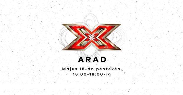 <em>Hír szerkesztése</em> Aradon is meghallgatást tart az X-Faktor