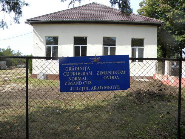 <em>Hír szerkesztése</em> Több mint másfél millió forint az aradi magyar óvodáknak