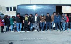 <em>Hír szerkesztése</em> Tizennyolcan próbáltak átszökni a határon Nagylaknál