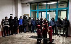 <em>Hír szerkesztése</em> Egy híján húsz a pénteken elfogott migránsok száma