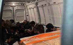 <em>Hír szerkesztése</em> Több mint két tucat migráns Nagylaknál