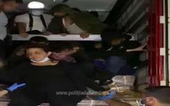<em>Hír szerkesztése</em> Négy tucat migránst találtak egy kamionban