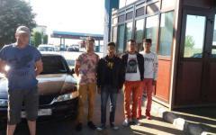 <em>Hír szerkesztése</em> Afgán tinédzsereket szállított az embercsempész