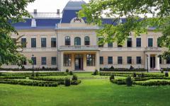 <em>Hír szerkesztése</em> Kastélykert rekonstrukció a gyulai Almásy-kastély Látogatóközpontban