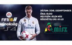 <em>Hír szerkesztése</em> Kispályás foci és eSport az ifjúsági napon