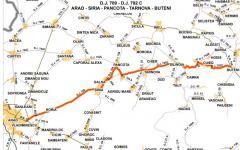 <em>Hír szerkesztése</em> Arad–Körösbökény útfelújítás: a tervet tervezik