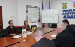 <em>Hír szerkesztése</em> Arad–Békés határ menti projekteket terveznek