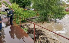 <em>Hír szerkesztése</em> Árvízriasztás a Maros Arad megyei mellékfolyóin