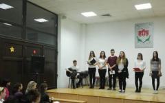 <em>Hír szerkesztése</em> Tóth Árpádra emlékeztek az aradi iskolaközpont diákjai