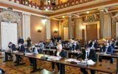 <em>Hír szerkesztése</em> Magyar tételek is vannak a pénteken megszavazott aradi költségvetésben