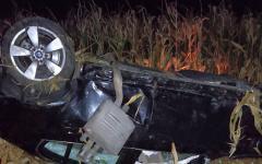 <em>Hír szerkesztése</em> Árokba borult és meghalt egy ottlakai sofőr
