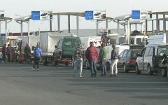 <em>Hír szerkesztése</em> Megnyitották az autópálya-határátkelőt is a személyforgalom előtt