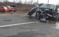 <em>Hír szerkesztése</em> Kisiratosi sérültje is van a Sofronya és Arad közti balesetnek