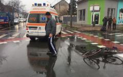 <em>Hír szerkesztése</em> Baleset a rendőrség előtt