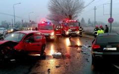 <em>Hír szerkesztése</em> Két autó ütközött a zimándi úton