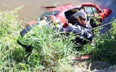 <em>Hír szerkesztése</em> Árokba borult az autóval két idős férfi