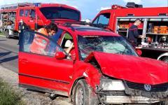 <em>Hír szerkesztése</em> Súlyos baleset Újszentanna és Zimándújfalu között