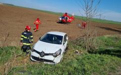 <em>Hír szerkesztése</em> Ketten megsérültek a zimándújfalui balesetben