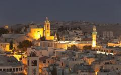 <em>Hír szerkesztése</em> Betlehemmel lépne testvértelepülési kapcsolatra Arad