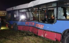 <em>Hír szerkesztése</em> Kamionnal ütközött egy autóbusz a körgyűrűn
