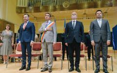 <em>Hír szerkesztése</em> Hivatalosan is átadta a stafétát Gheorghe Falcă