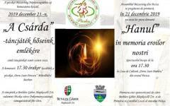 <em>Hír szerkesztése</em> Táncjáték a hősök emlékére Pécskán