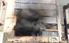 <em>Hír szerkesztése</em> Tűz a volt cukorgyárnál [VIDEO]
