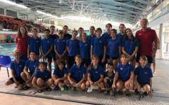 <em>Hír szerkesztése</em> Aradi úszópalánták sikerei Debrecenben
