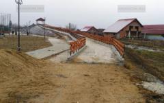 <em>Hír szerkesztése</em> Sofronyán felkészültek a télre – szánkópályát építettek