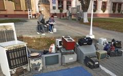 <em>Hír szerkesztése</em> Elektromos hulladékgyűjtés Pécskán