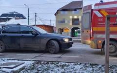 <em>Hír szerkesztése</em> Egy érzéketlen BMW-s akadályozta a rohammentősök munkáját