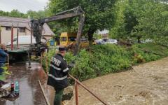 <em>Hír szerkesztése</em> Utcákat, házakat öntött el az esővíz