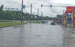 <em>Hír szerkesztése</em> Ismét fennakadást okozott az esővíz