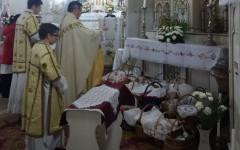 <em>Hír szerkesztése</em> Húsvéti ételszentelés Pécskán