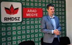<em>Hír szerkesztése</em> Faragó Péter: vasárnap mutassuk fel az Arad megyei magyar közösség erejét!