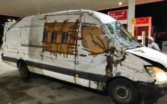 <em>Hír szerkesztése</em> FRISSÍTVE – Egy ronccsal száguldott az Arad–Temesvár autópályán