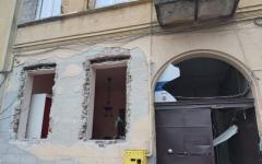 <em>Hír szerkesztése</em> Gázrobbanás történt a Kossuth utcában