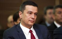 <em>Hír szerkesztése</em> Leváltotta a parlament Sorin Grindeanu kormányfőt
